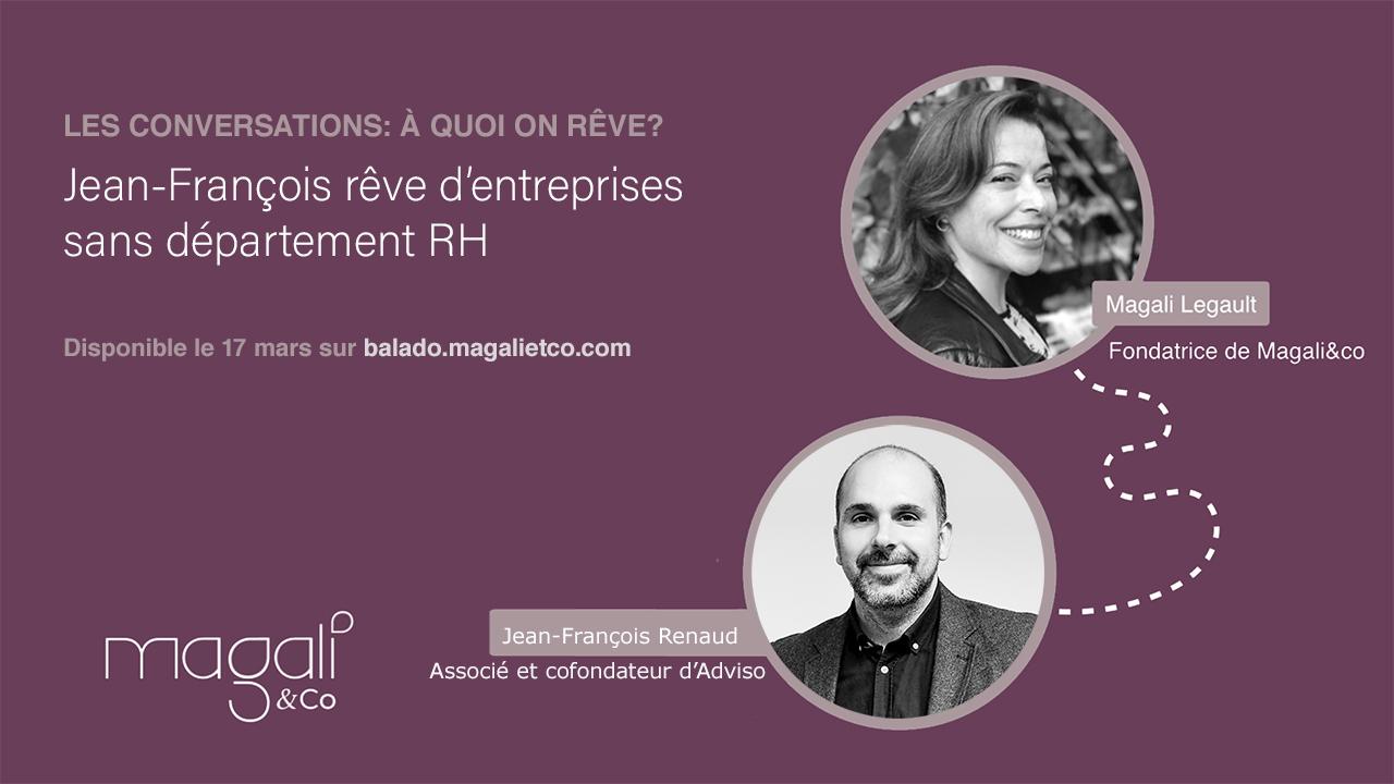 Jean-François Renaud 17 mars : Des entreprises sans département RH